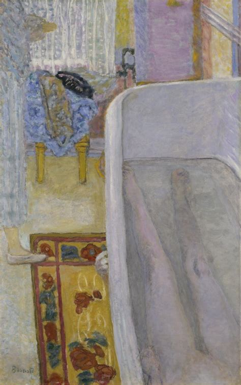 bathtub paintings morandi bonnard and silences within z e t e o