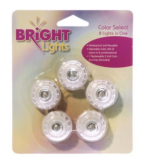 Senter 5pcs Ring Bright Flashlight Mini Led Fishing L Keychain Keyr darice 174 5pcs bright lights submersible tea lights