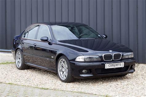 occasion bmw e39 5 serie m5 sedan benzine 1999 zwart