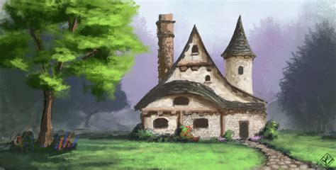 fairytale house fairytale house by jjpeabody on deviantart