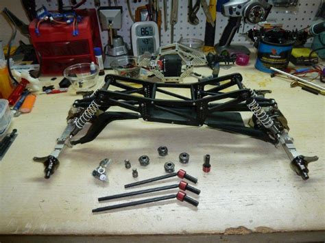 Sale Tombol Set Kc Revo build rccrawler