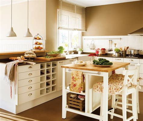 cocin con c 243 mo aprovechar el espacio en cocinas peque 241 as