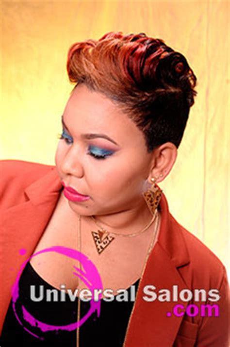 colors hair studio karlie redd short black hairstyles with color hairstyles