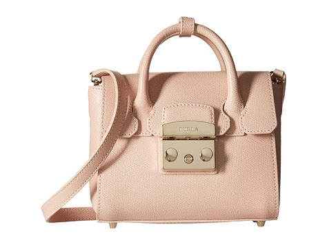 Furla Mini Metropolis With Handle Tas Shoulderbag Original Ori Murah furla metropolis mini satchel in lyst