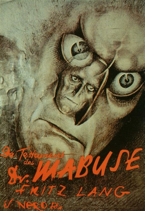 le lang of the beautiful grotesque visions of fritz lang ii