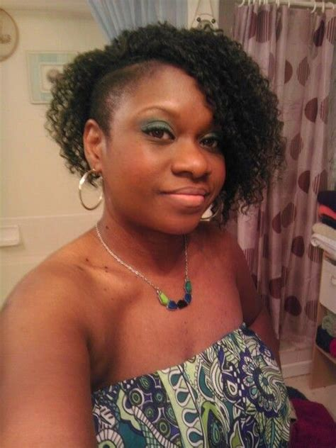 crochet hairstyles with shaved sides shaved sides with more crochet braids awesome hair