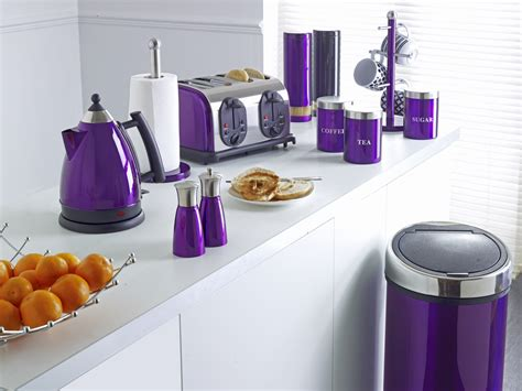 Home Kitchen Accessories by Home Furniture Decoration Kitchen Accessories Purple