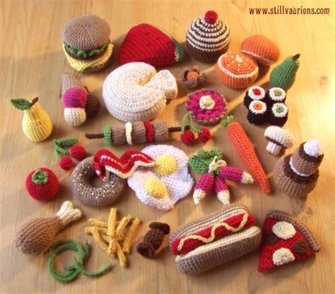 crochet cuisine still vauriens 187 aliments