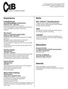 rtf spacing and font size for resume