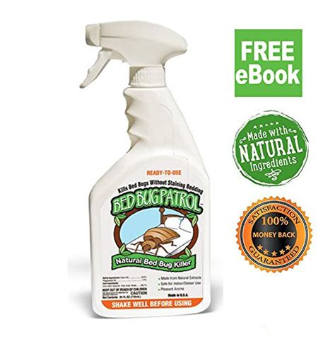 bed bug killer sprays  buyers guide  reviews