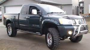 2005 Nissan Titan Lift Kit Rocky Mountain Suspension Products