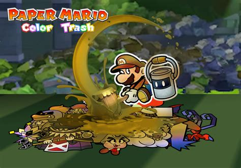 paper mario fan paper mario s fate by fawfulthegreat64 on deviantart