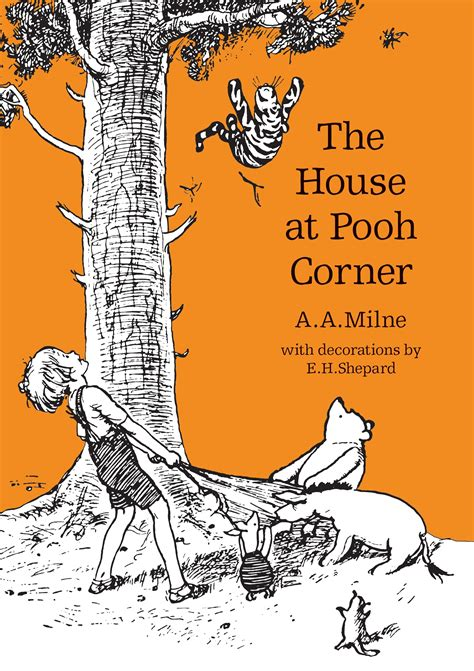 The House At Pooh Corner By Milne A A 9781405281287 Brownsbfs