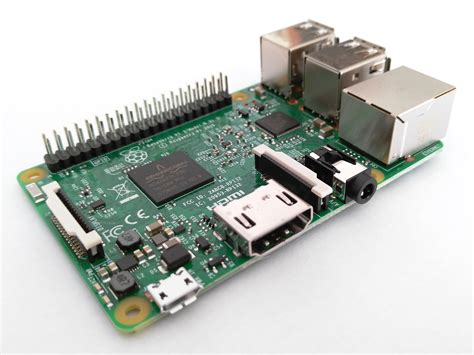 Raspberry Pi 3 Model B raspberry pi 3 model b slo pi
