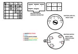 ignition switch wiring infamous nissan hardbody frontier forums