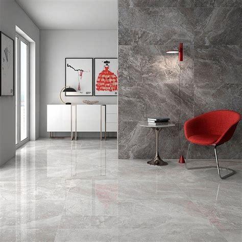 Grey High Gloss Floor Tiles   Direct Tile Warehouse