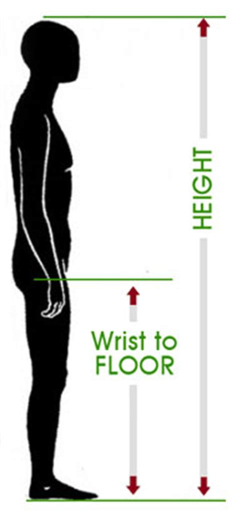 How To Measure A Floor by Golf Club Fitting Information