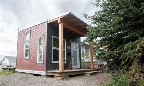 tiny house problems whitehorse daily star one tiny house has one big problem