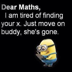 I Am Weak In Maths Can I Do Mba by At This Moment I Feel The Same Minions