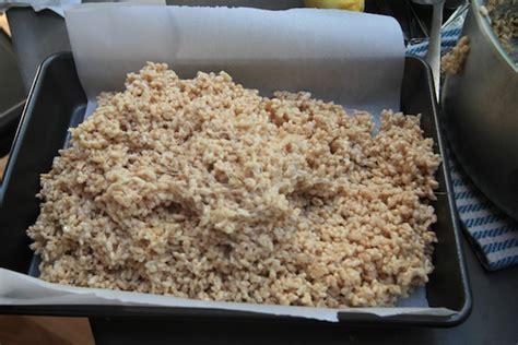Rice Cooker Kris lemon crispy treats shutterbean