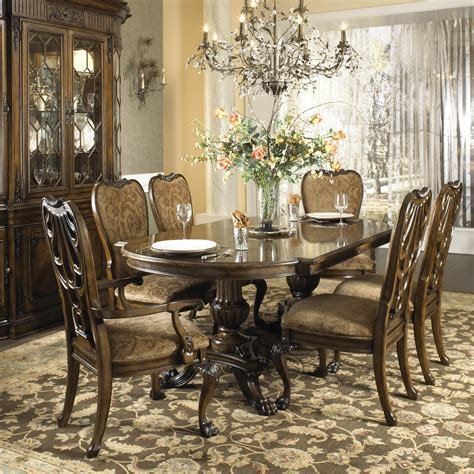 fine furniture design dining room china hutch 1053 832 formal antique style break front china cabinet with buffet