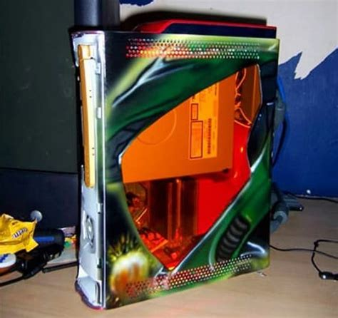 xbox console mods xbox 360 cooling mods quotes