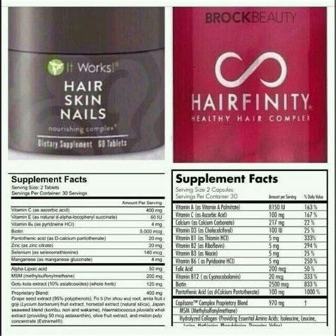 revitalocks for hair revitalocks vs hairfinity vs hair skin nails check out the