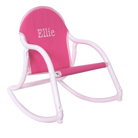Personalized Baby Chair by Personalized Gifts Baby Gifts Rocking Chair
