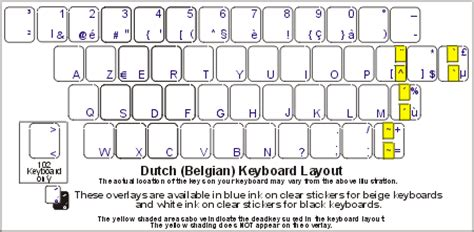 keyboard layout dutch belgium dutch keyboard labels dsi computer keyboards