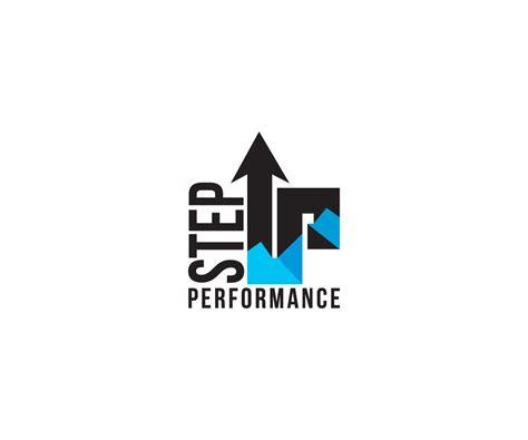 design a logo steps modern professional logo design for sc step up
