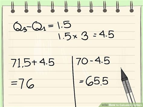 How To Search For On Or Not How To Calculate Outliers 10 Steps With Pictures Wikihow