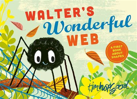 libro walters wonderful web walter s wonderful web by tim hopgood hardcover barnes noble 174