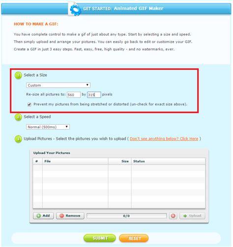 tutorial para usar blogger como criar e usar gifs em email marketing