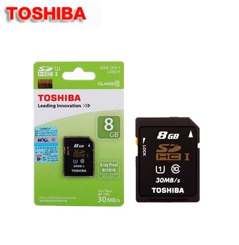 Micro Sd 16gb Toshiba toshiba micro sd card 8gb images