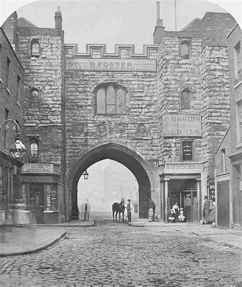 St John's Gate and St John's Lane   British History Online