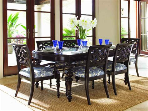 dining room curtain ideas bombadeagua me tommy bahama dining room sets bombadeagua me