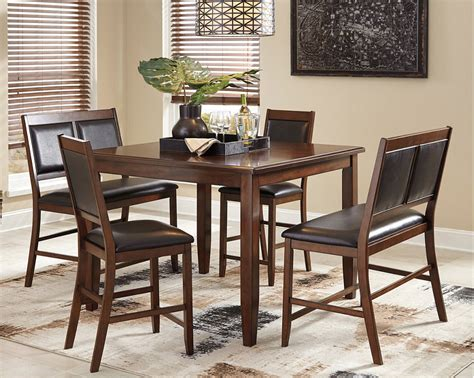 Stools For Dining Room Table by Meredy Counter Height Dining Room Table And Bar Stools