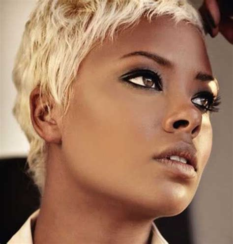 womens hairstyles not celebrities black women with short hairstyles eva marcille is a well