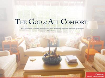 the god of all comfort the god of all comfort crossmap