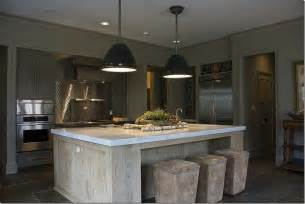 distressed kitchen island contemporary kitchen