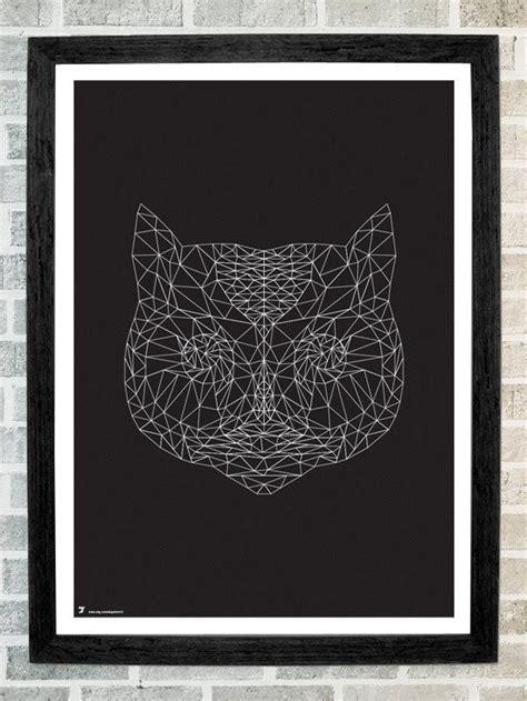 Kaos Print Umakuka Triangle Skull owl geometric triangles print 11 x 16 by stola12 on etsy 20 00 inspirations