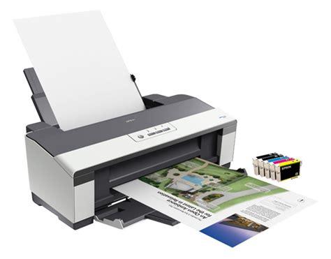 Printer Epson Stylus Photo A3 ten a3 inkjet printers the register
