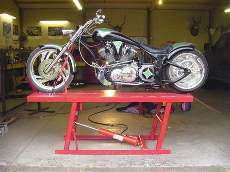 Motorrad Hebeb Hne Cad by Lift Table Club Chopper Forums Motorcycle