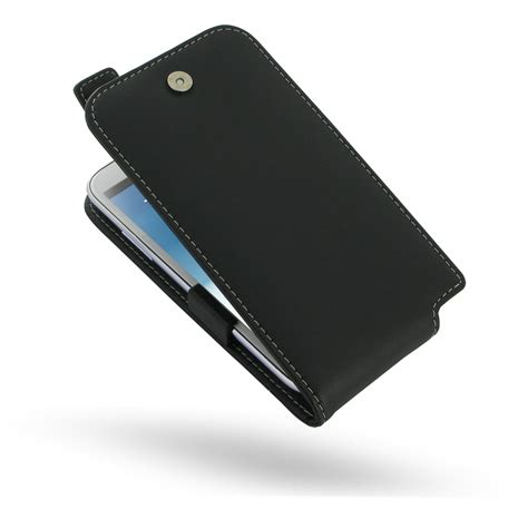 Samsung Galaxy Note 2 Lather Flip Casing Cover Bumper Sarung samsung galaxy note 2 leather flip top pdair sleeve pouch
