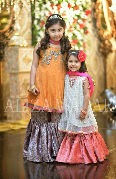pakistani weddings kids dress dresses kids girl