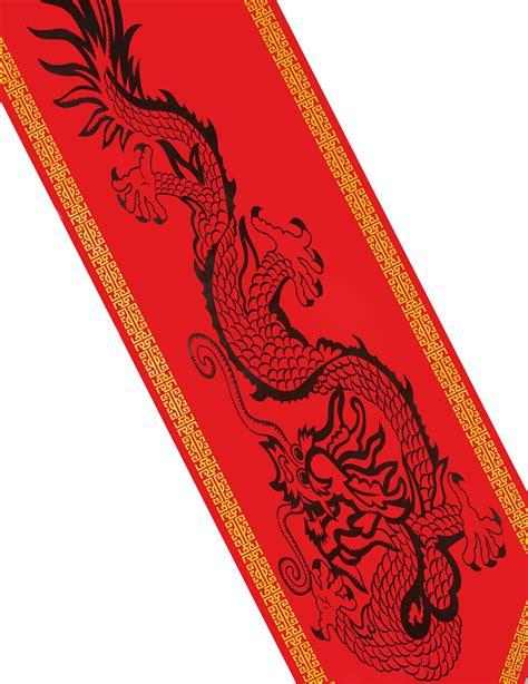 giochi da tavolo cinesi decorazione runner da tavola rosso con dragone cinese