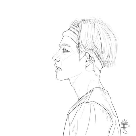 Bts V Coloring Pages by Bts Coloring Book P294 Army S Amino