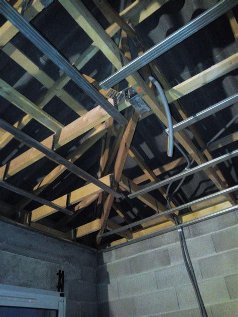 Placo Au Plafond by Comment Disposer Le Placo Au Plafond 10 Messages