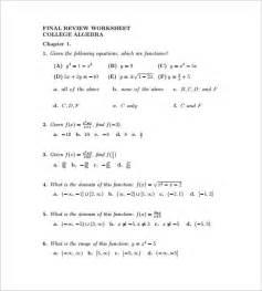 printable math worksheets college algebra 1000 ideas