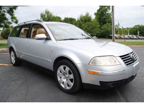 2001 Volkswagen Passat Wagon by 2001 Volkswagen Passat Glx Wagon Data Info And Specs